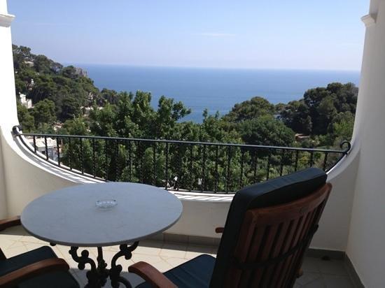 Hotel Mamela : terrasse room