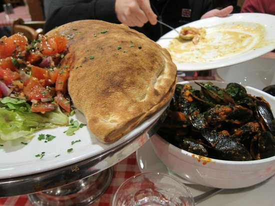 Ciao Italia: Yummy Dinner!