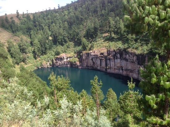 Lac Tritriva : not a big lake