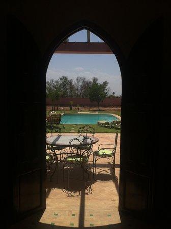 Terra Mia Marrakech : Photo de l'intérieure de la villa