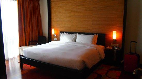 Nexus Resort & Spa Karambunai: Master bedroom