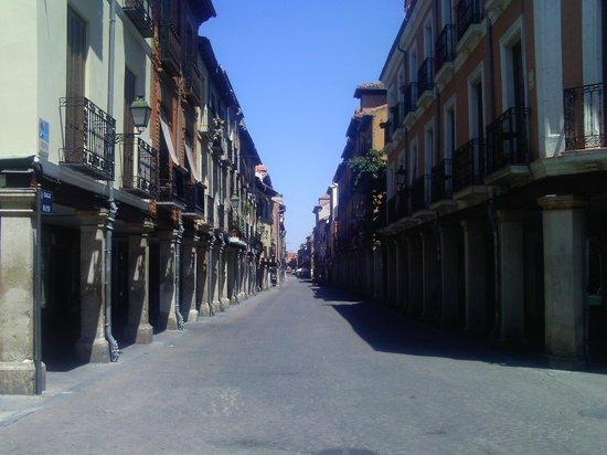 Universidad de Alcalá: La Calle Mayor