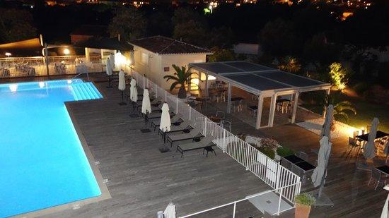 Hotel Costa Salina : Piscine de la chambre