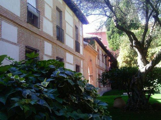 Universidad de Alcalá: Patio del Colegio Mayor