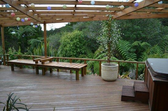 Waoku Lodge : Views from Moana