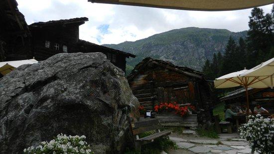 Moutainrestaurant Zum See
