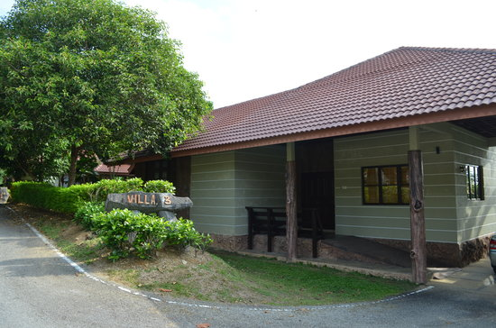 Felda Residence Hot Springs: villa 3