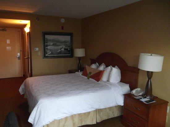 Hilton Garden Inn Scottsdale Old Town: Bedroom