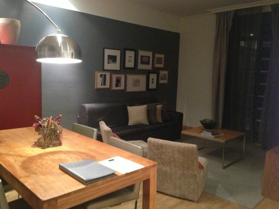 Apartments Sixtyfour: Lounge