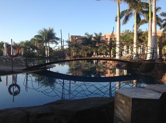 Breakfast Bild Fr N Lopesan Baobab Resort Meloneras Tripadvisor