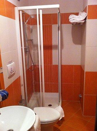 Roman Residence Inn : バスルーム