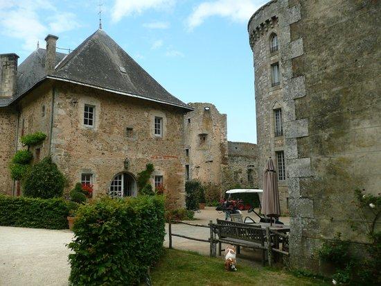Chateau de la Flocelliere: chateau