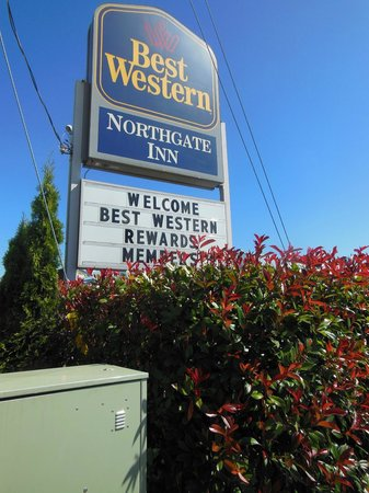 BEST WESTERN Northgate Inn: Vue extérieure