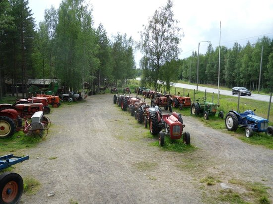 The Toivonen Animal Park and Peasant Museum