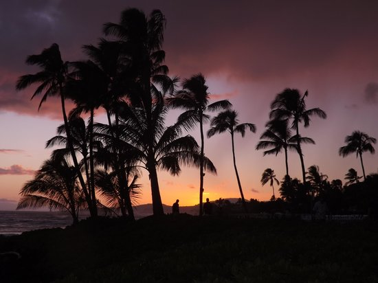 Sheraton Kauai Resort : Best Sunset