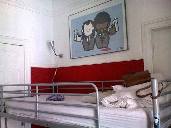 Rivoli Cinema Hostel : Tarantino....