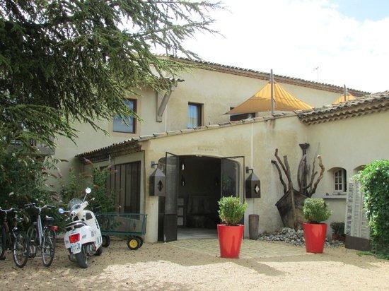chambre la coquine - Picture of Hotel Bastide de Lourmarin, Lourmarin ...