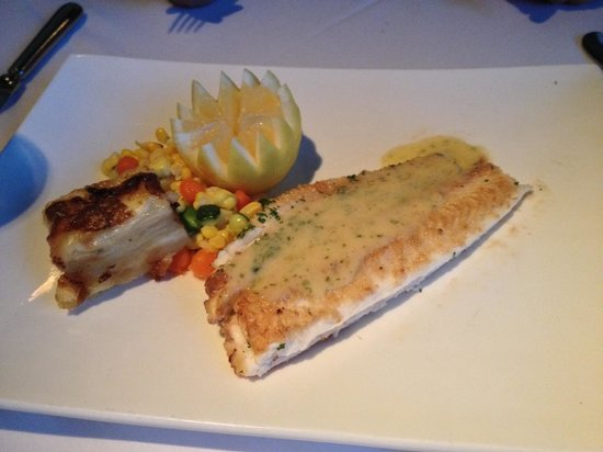 The Coach House: The $52 dover sole. Really?