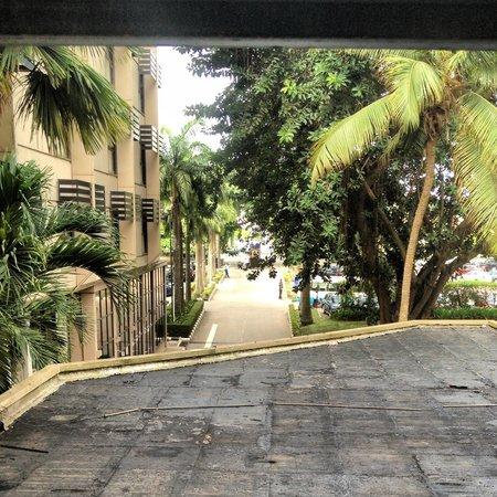Sheraton Lagos Hotel: view