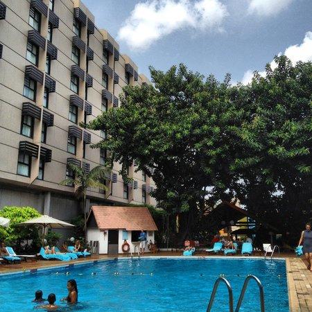 Sheraton Lagos Hotel: pool