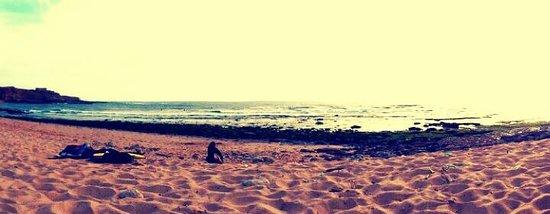 Blue Ocean Guest House : Ribeira de Ihlas (Beach of Surfschool)