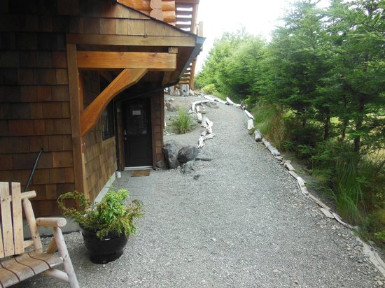 Wild Shores Guest House : L'accès