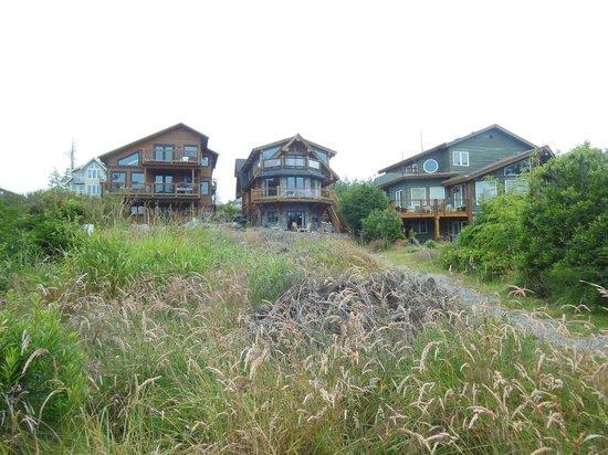 Wild Shores Guest House : Vue extérieure
