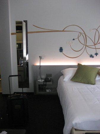 Continental-Park Hotel: chambre