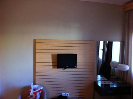 Hotel Astoria : room