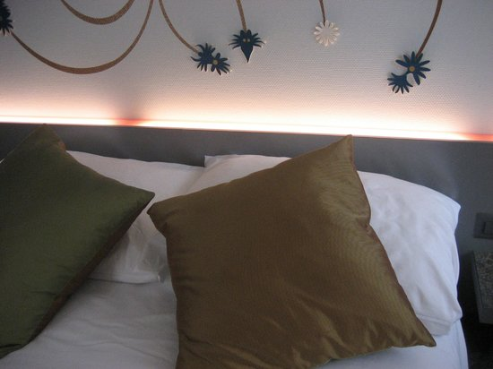 Continental-Park Hotel: chambre
