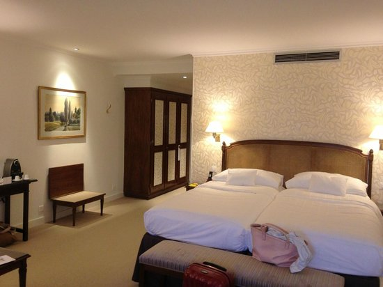 Hotel Bristol: Calme et repos