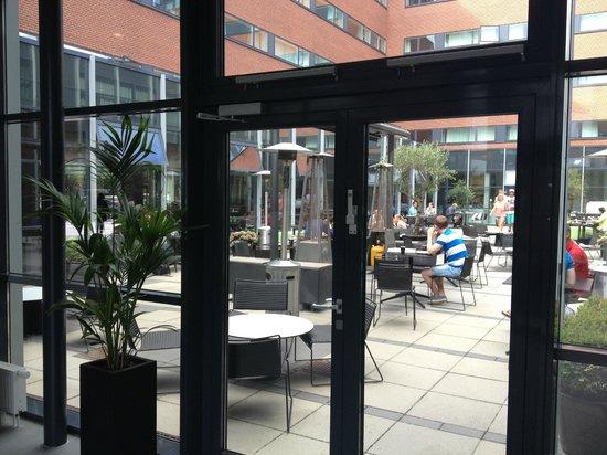 Scandic Sydhavnen: reception