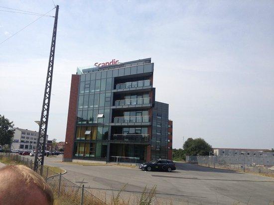 Scandic Sydhavnen : hotell