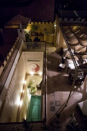 Riad Cocoon: Roof terrace