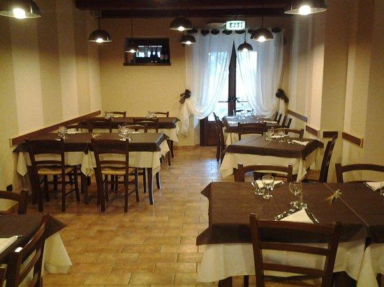 Cingoli, Italy: il nostro interno