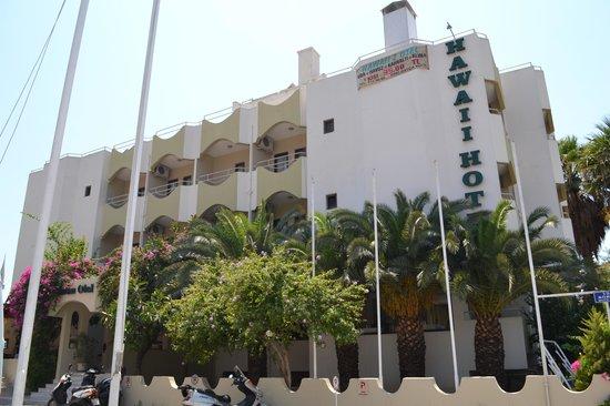 Candan Club Hotel : Hotel