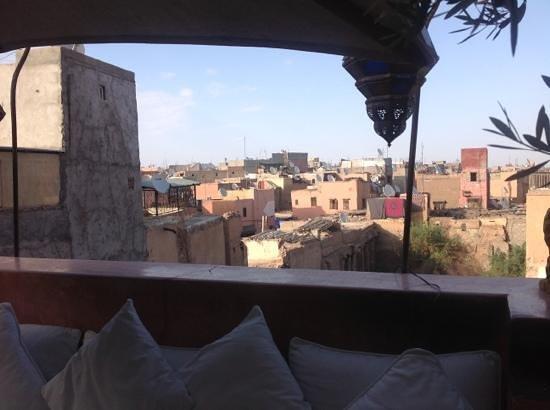 Riad Moullaoud : vue