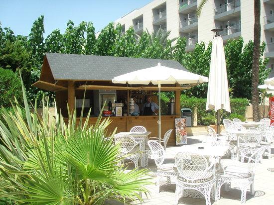 garten mit pool - picture of hotel metropolitan playa, playa de, Best garten ideen