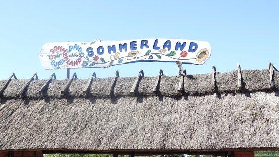 sommerland i Sjælland Dr. koncertsal oversigt