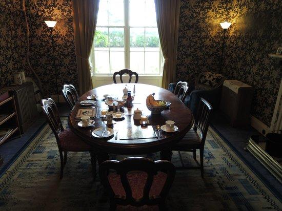 Glendine House: Sala da pranzo