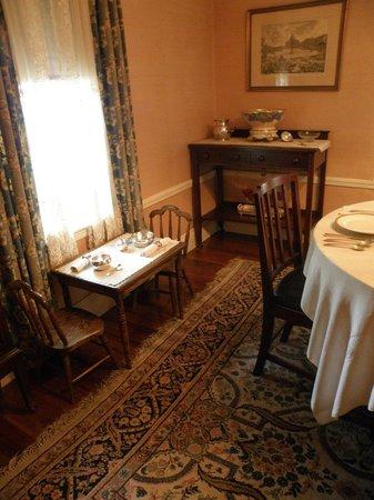 John F. Kennedy National Historic Site: Kitchen