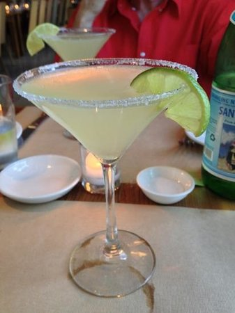 fresh ginger Margarita - Picture of Cucina, Woodstock - TripAdvisor