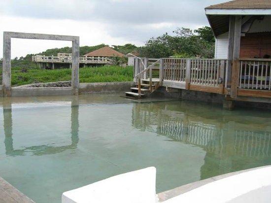 Lands End: Pool