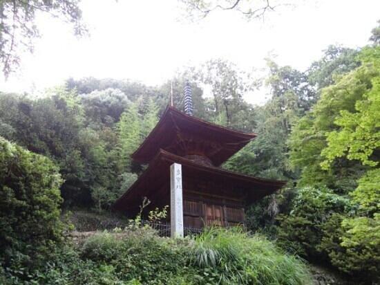 Kanasana Shrine : 多宝塔