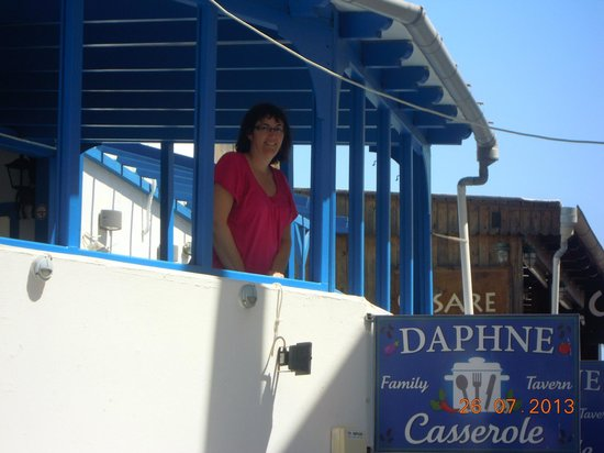 Daphne Family Tavern Casserole: Second Floor