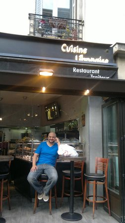 Samaya Grenelle: Restaurant picture
