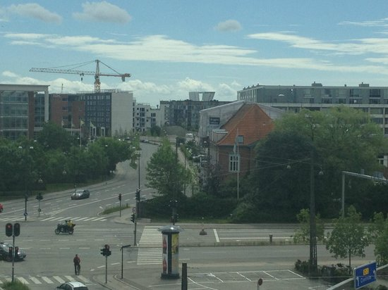 Scandic Sydhavnen: View from the room
