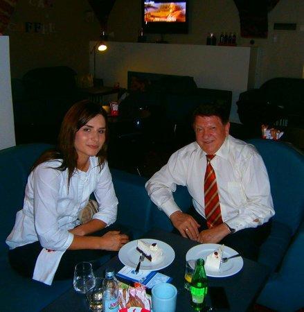 Boban: Luncheon in Zagreb