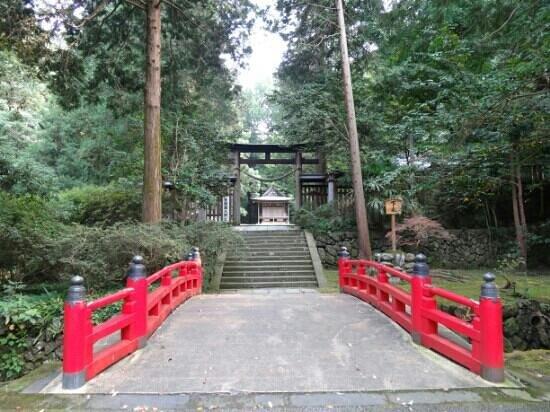Kanasana Shrine : 三の鳥居