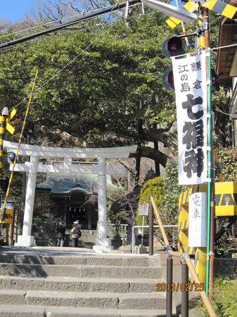 Goryo Shrine : 神社